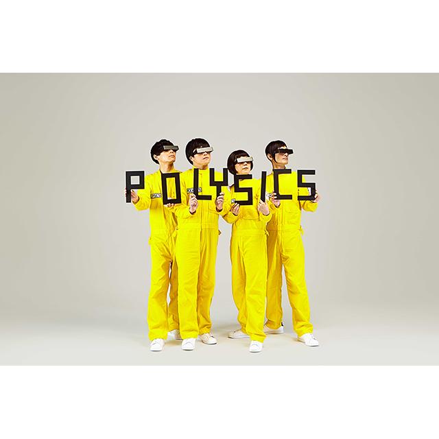 "POLYSICS : ""14周年おめでTOISU! YOYOGIで新曲 OR DIE!!!!"""