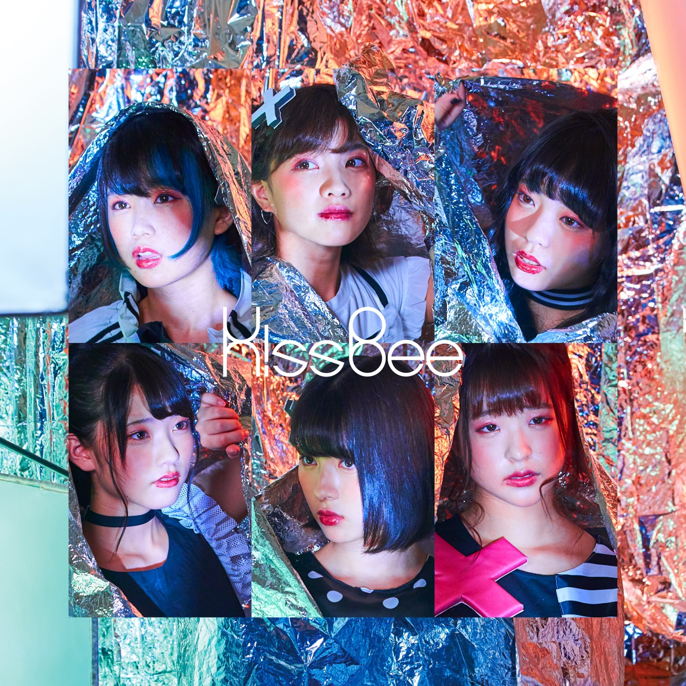 "SSチケット KissBee ワンマンライブ ""ALL TIME BEST"""