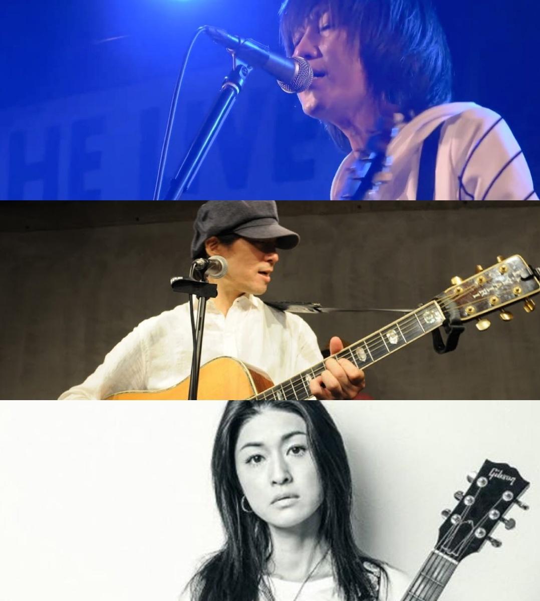 『Singin' Gypsies』出演:Sengen. / 長谷志恩 / 西尾祐理子