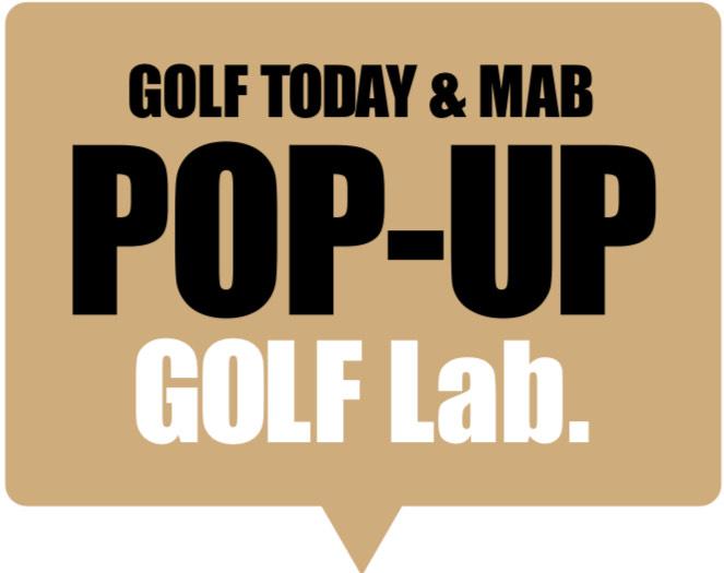 【GOLF TODAY × DO-1 GOLF】POP UP GOLF Lab.  スコア100切り!定期ゴルフ練習会