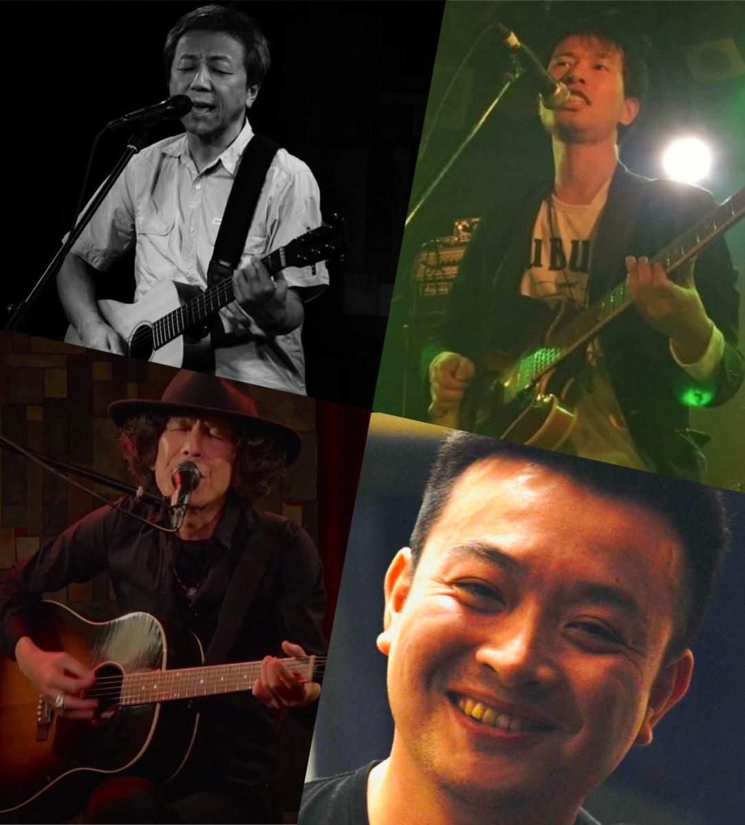[無観客配信]『幸せのかくし場所』出演:YUZO / 立山大二郎 / RAI / 土肥一也
