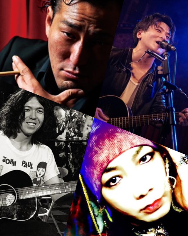 『青春の門 〜ブロークン・ハレルヤ〜』出演:豊田ヒデノリ / 荒木林太郎 / 岸田雄太 / 優多歌