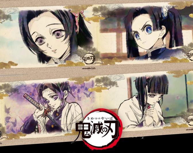【ufotableCafe&マチ★アソビカフェ名古屋】鬼滅の刃コラボレーションカフェ