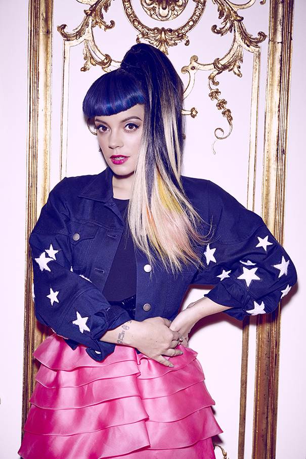 Lily Allen LIVE IN JAPAN 2015