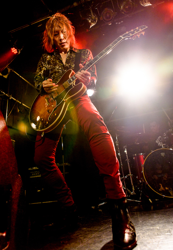 イケベ楽器店 × Aria Pro II Presents 大橋隆志 ギタークリニック&エフェクターセミナー 昼の部