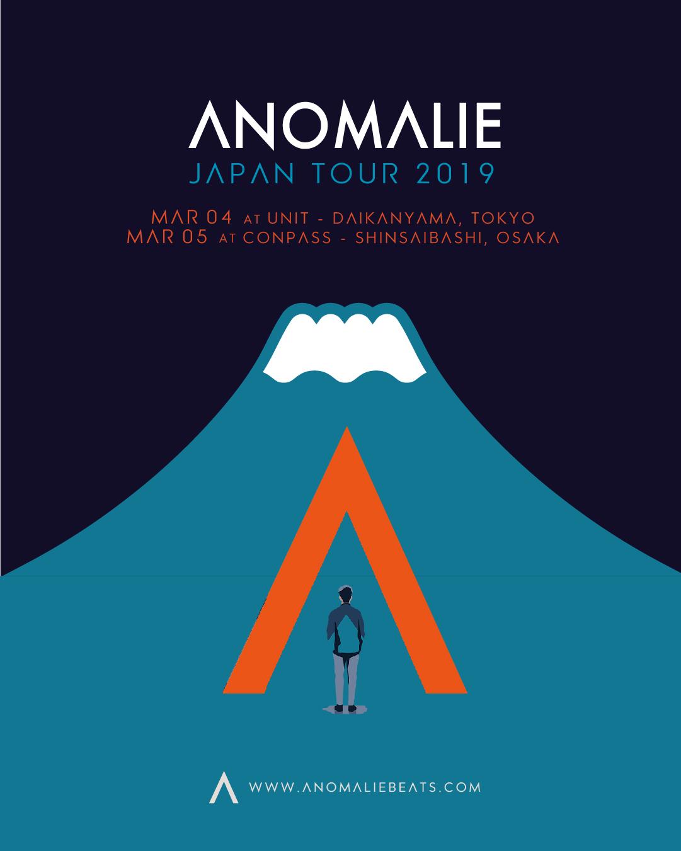 Anomalie Japan Tour 2019 Osaka