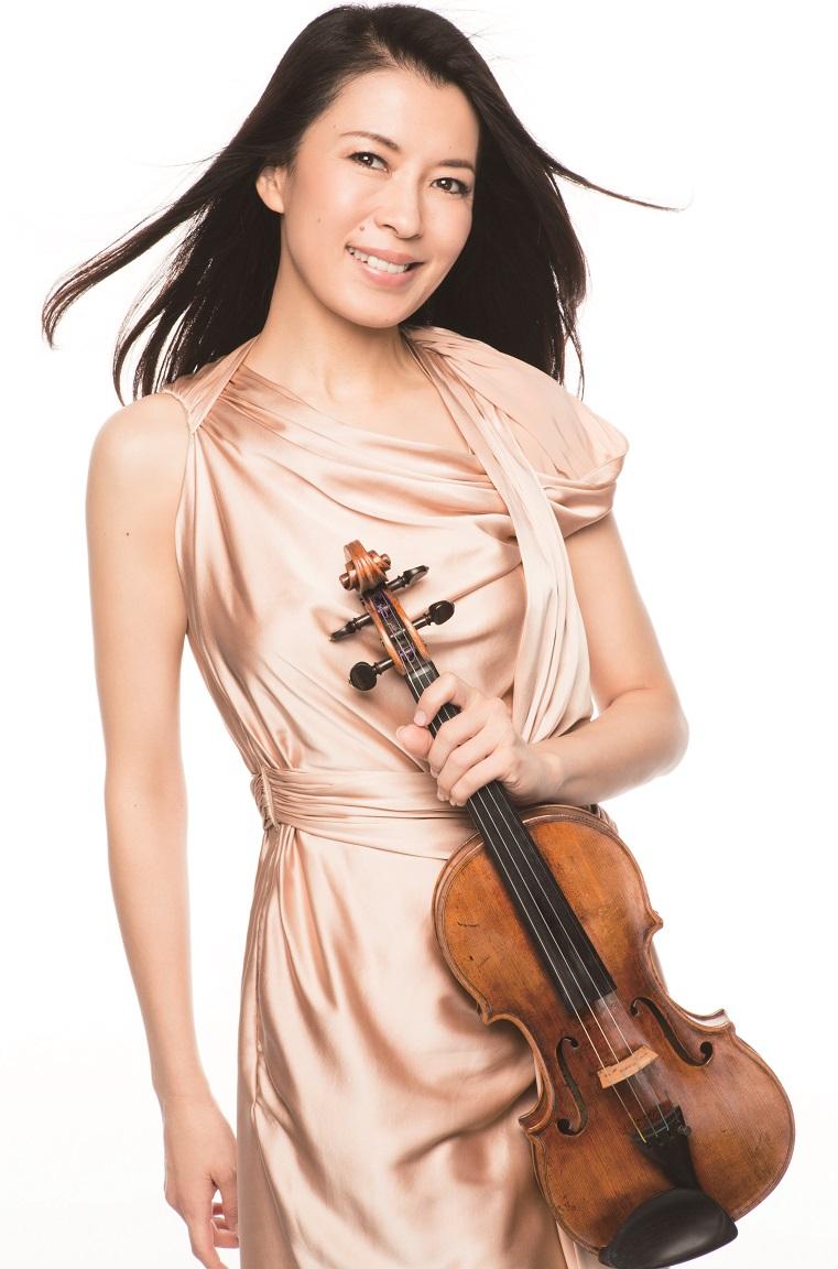 川井郁子ヴァイオリンコンサート