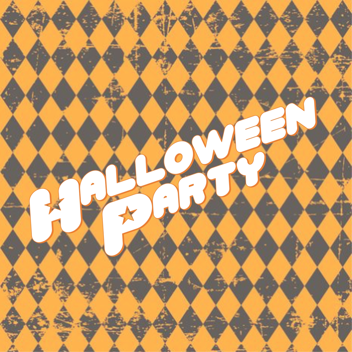 【HALLOWEEN PARTY】