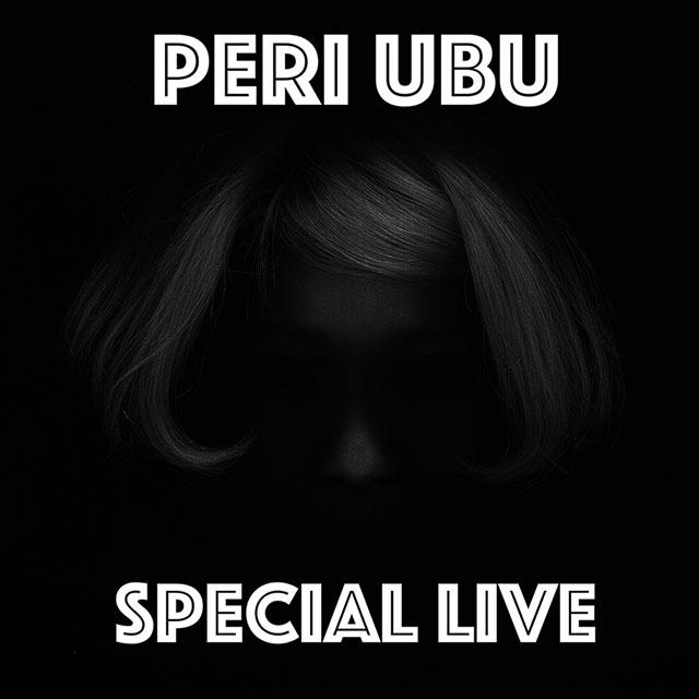 PERi UBU『SPECIAL LIVE』(仮)