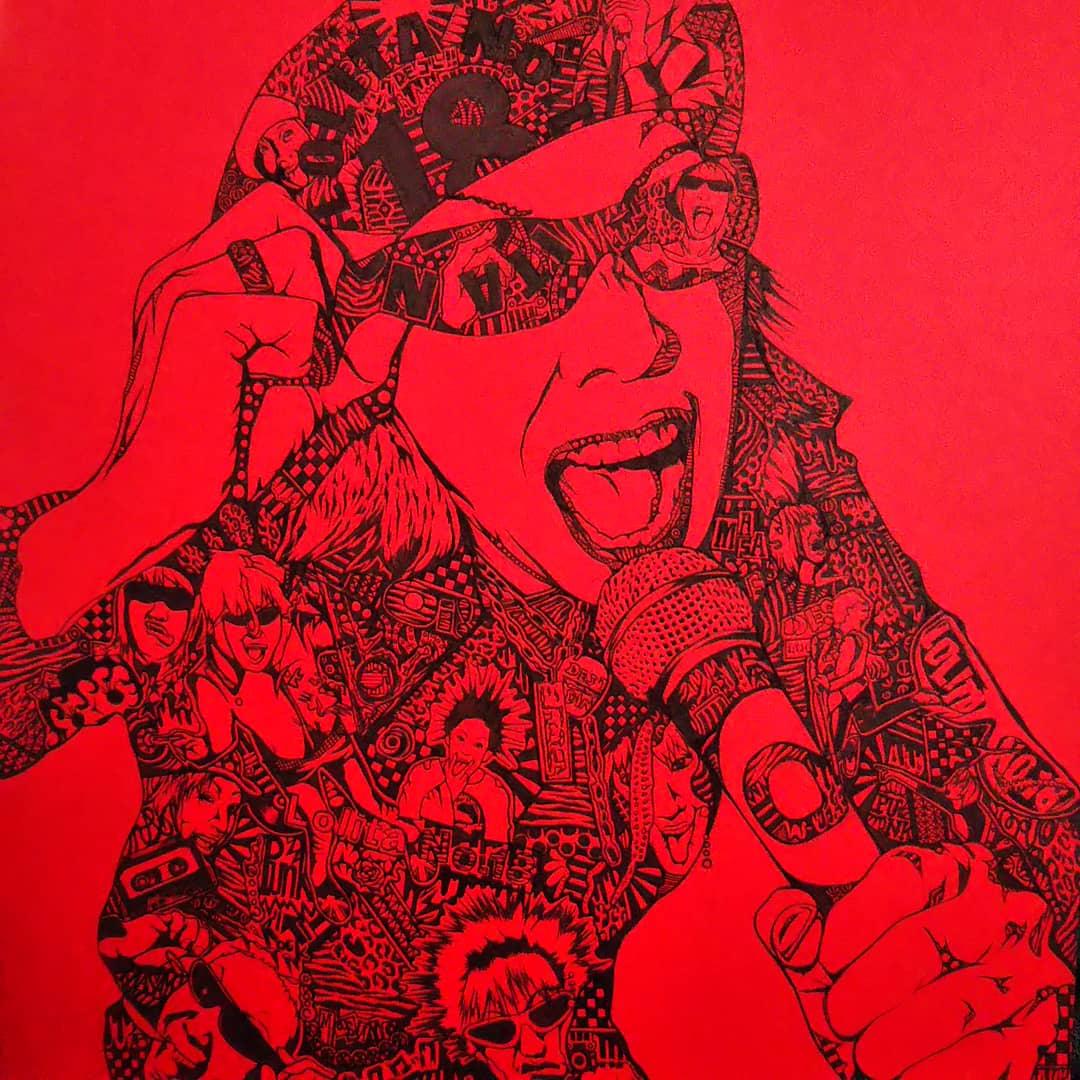"""ロリータ18号/THE LET'S GO's/めろん畑a go go : """"YES、PUNK ROCK!!!"""""""