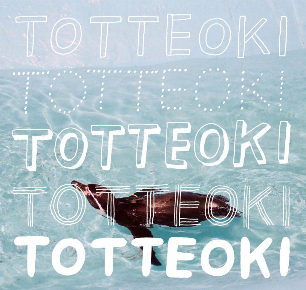 TOTTEOKI