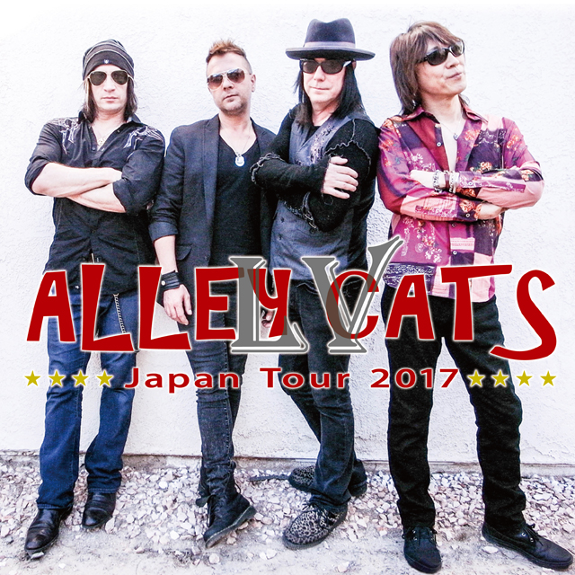 ALLEY CATS LV -Japan Tour 2017-
