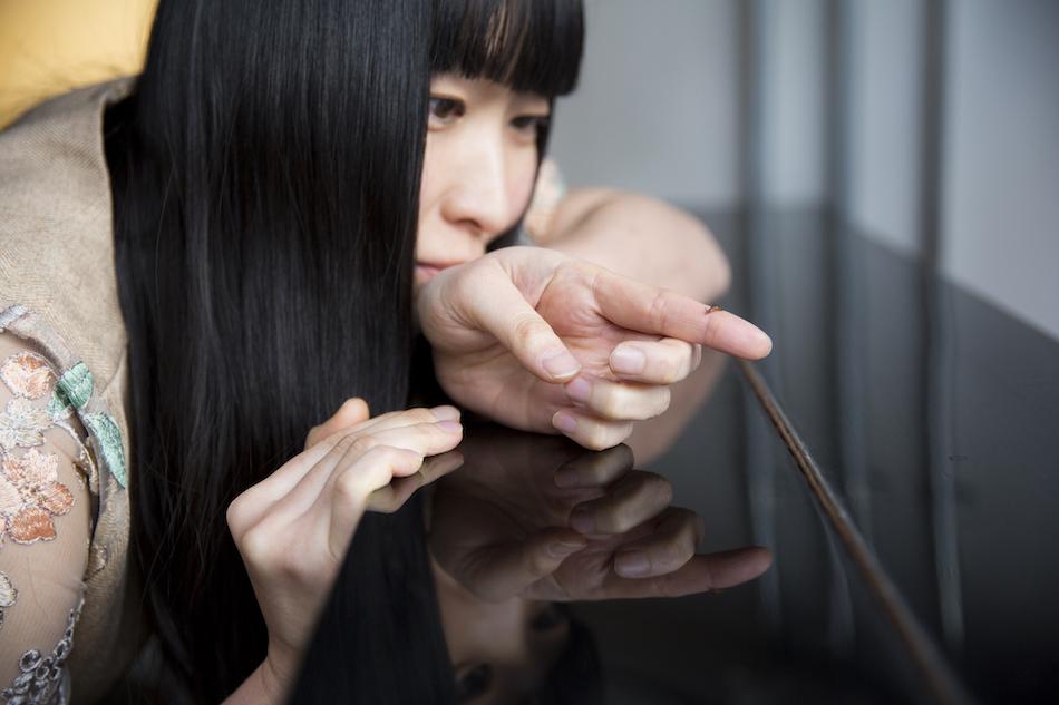 寺尾紗穂ソロコンサート in大阪