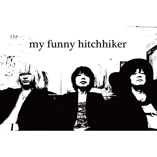 "my funny hitchhiker/LAZYgunsBRISKY/TEARS OF THE REBEL : ""67DAY"""