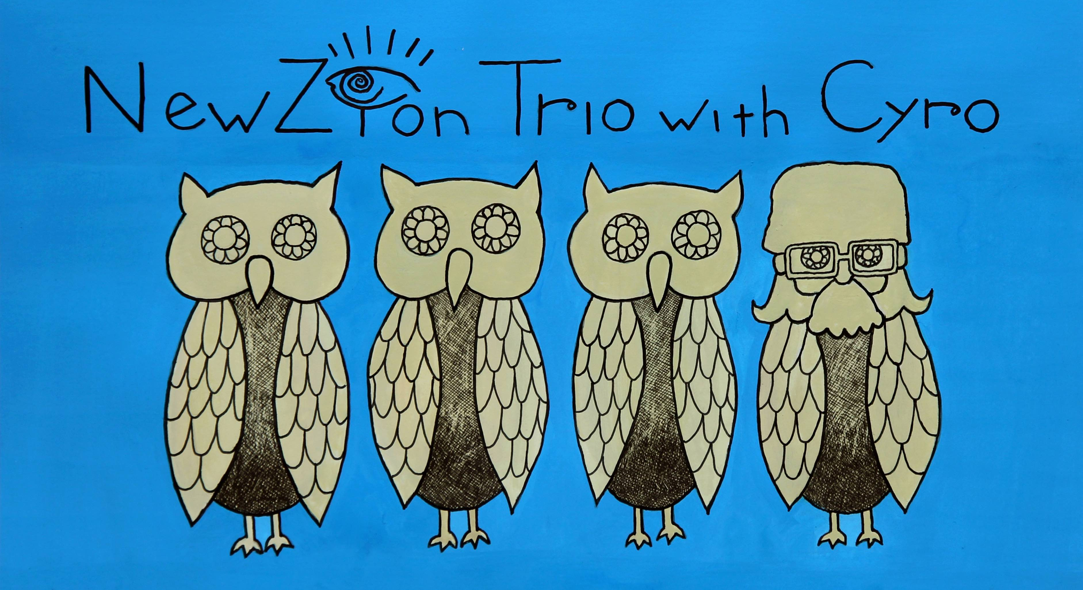 New Zion Trio with Cyro Baptista ~Fight against Babylon Japan Tour 2017~ 1st Set