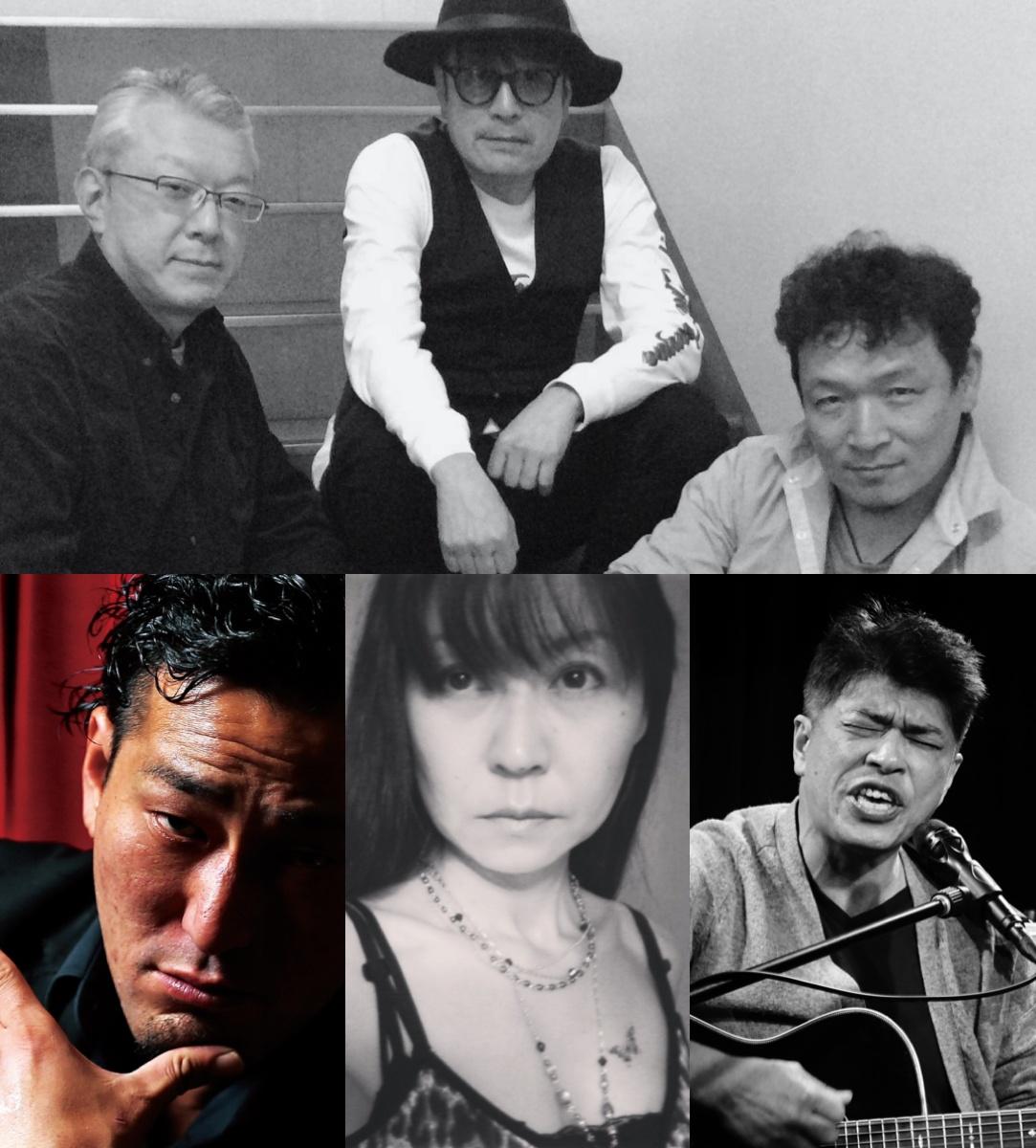 『この世は、すべてが舞台~All the world's a stage~』出演:The Rising / 豊田ヒデノリ / フレイヤ / 栁下学