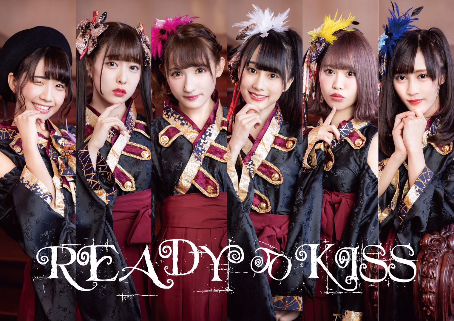 9月2日(月)渋谷RUIDO K2 READY TO KISS & BABY TO KISS 重大発表のある2マン