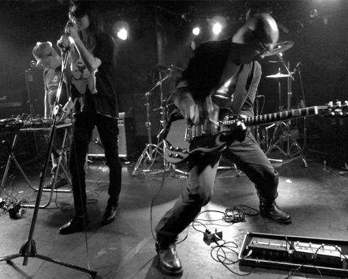 """非常階段ニューアルバム""""Destroy Noise Symphony""""発売記念ライブ"""