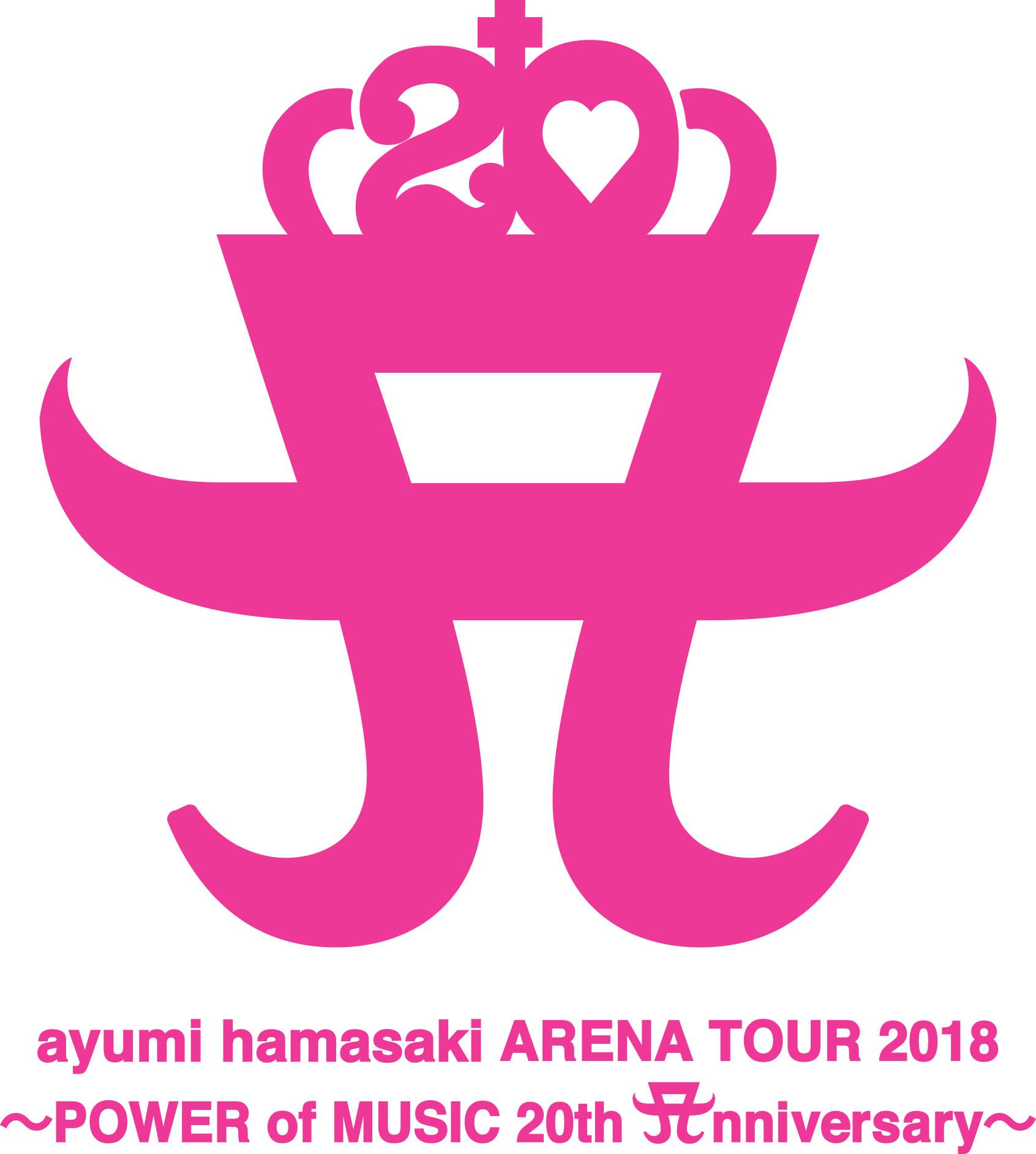 [May 12nd /Fukuoka] ayumi hamasaki ARENA TOUR 2018 ~POWER of MUSIC 20th Anniversary~