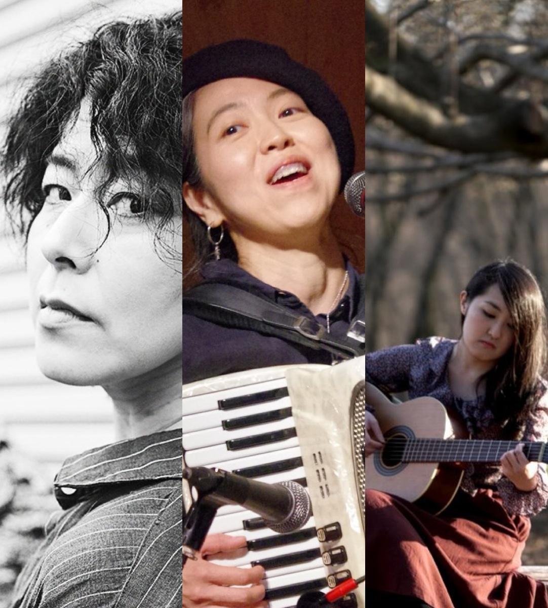 『昨日の子供たち』出演:青木マリ / オラン / 野口恵