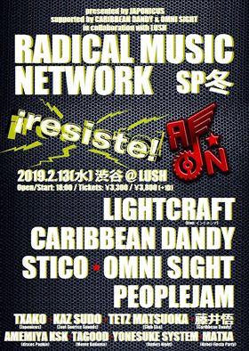 RADICAL MUSIC NETWORK SP冬