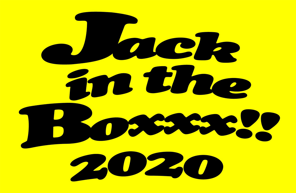 Jack in the Boxxx!! 2020 4日通し券