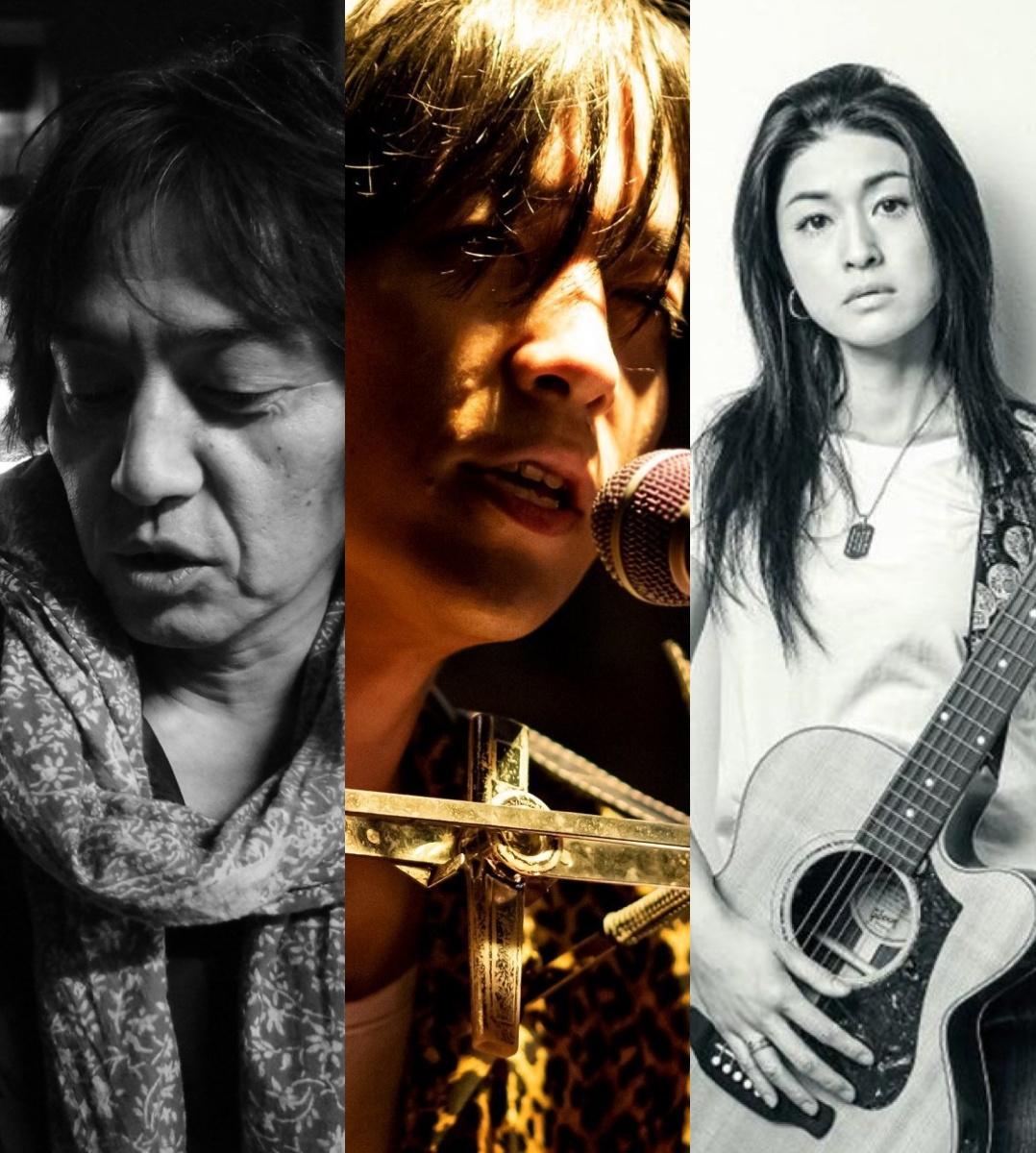 『鳴かぬなら、きみがギターをかき鳴らせ!』出演:ササキショーイチ / 松浦健太 / 西尾祐理子