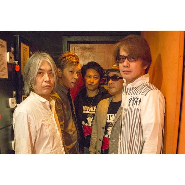 "MAGUMI AND THE BREATHLESS/THE BODIES/Empty Black Box : ""LIVE!LIFE!!STYLE!!!"""