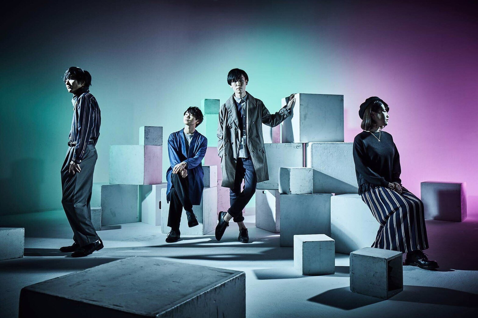 "TRY TRY NIICHE 1st Full Album「NEWTRAL」リリースツアー『トラトラ日記』TOUR FINAL ONE MAN LIVE ""last page"""