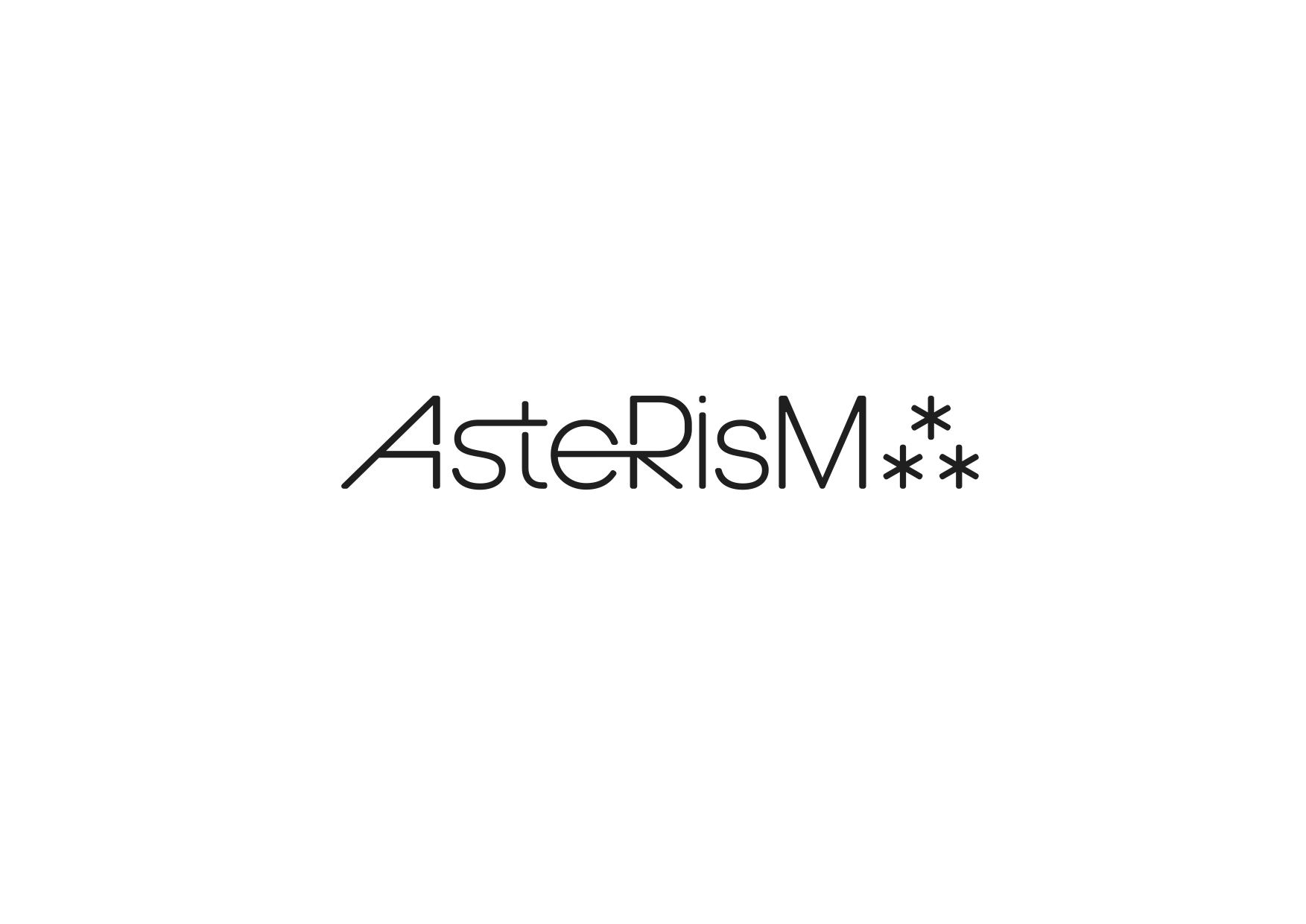 RE~AsterisM⁂~