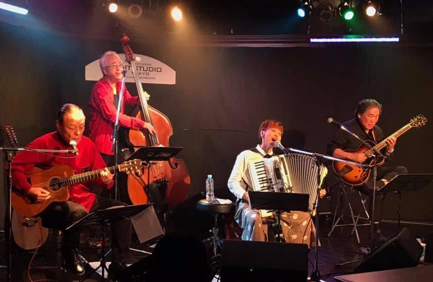 パナシェ「風はローズマリー」CD発売記念ライブ