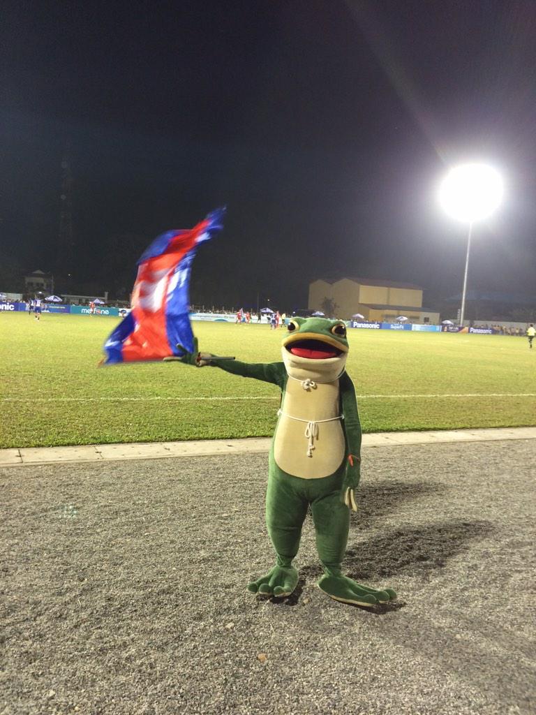 一平くん presents カンボジアサッカーチーム体制発表会&チーム支援トーク&ショー