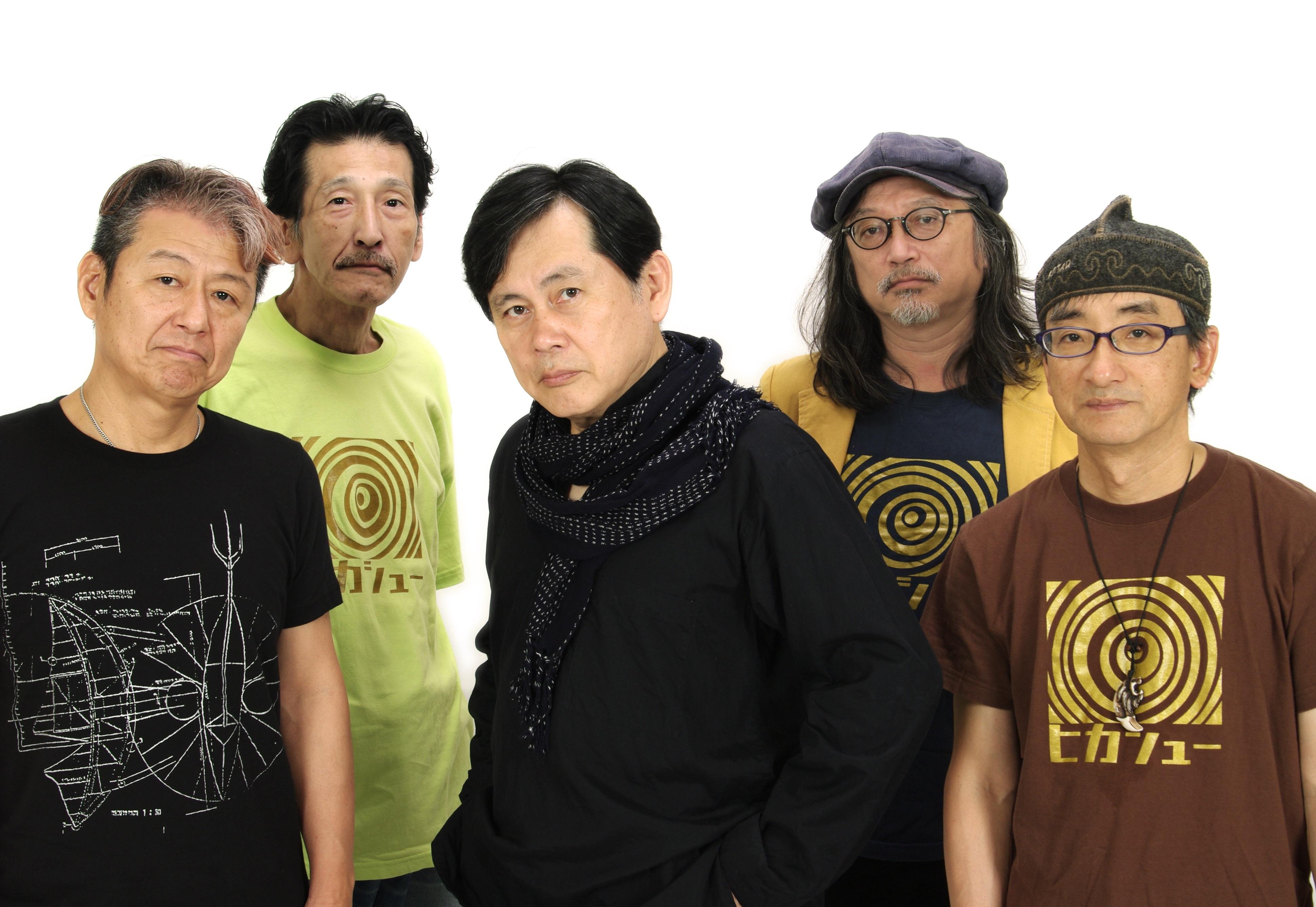 ヒカシュー40th Anniversary[マンスリーヒカシュー 1月編 〜巻上公一誕生祭〜]