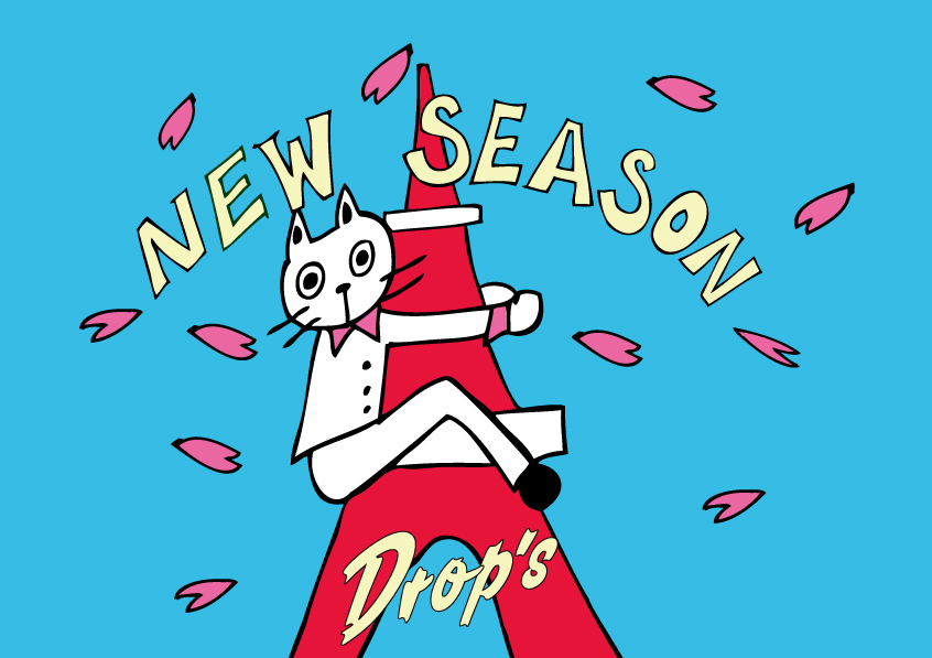 Drop's ONEMAN LIVE「HELLO,NEW SEASON」