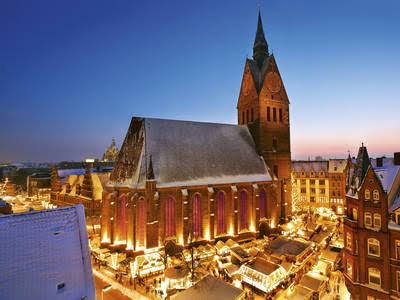 Weihnachts Konzert aus Hannover 2018