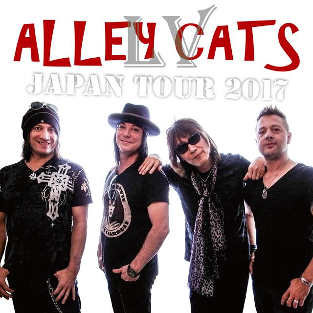 ALLEY CATS LV -Japan Tour 2017-  ニューシングル発売記念トーク&ミニライブ