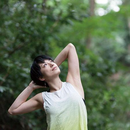 【ヨガ祭2019】prana yoga(講師:鈴木伸枝)