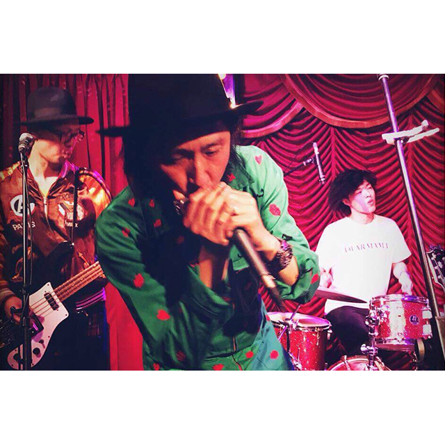 """Blues No More!!! : """"Spirits In The Crossing -Vol.2- <1st フルアルバム配信記念パーティー>"""""""