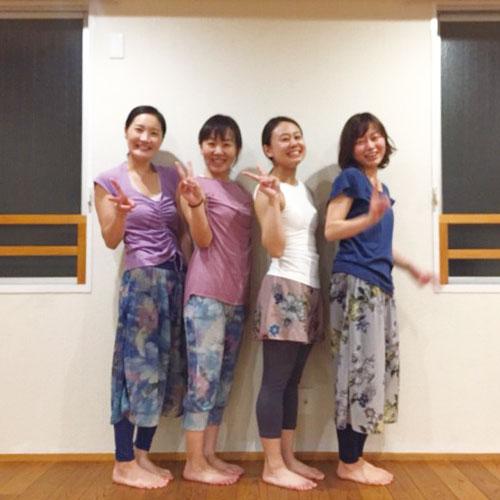 【ヨガ祭2020】春のデトックスヨガ 〜ツボ押し&漢方茶〜(講師:カルテット)