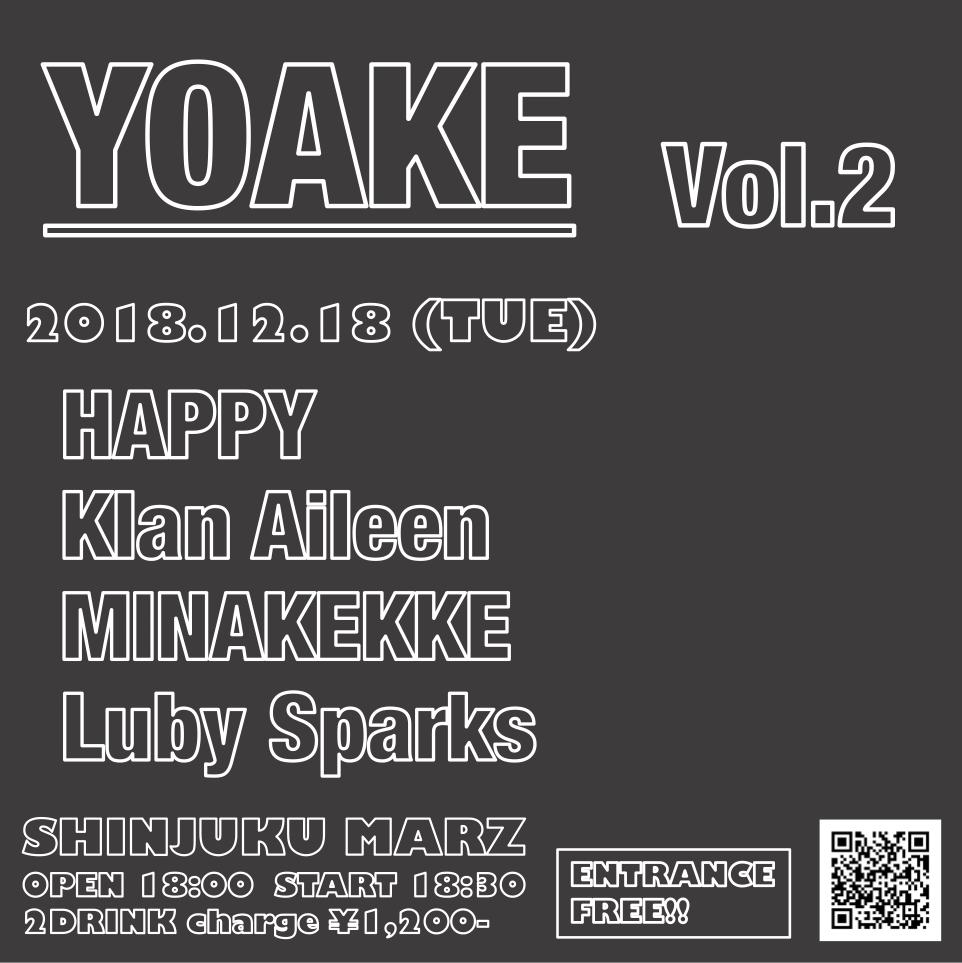YOAKE vol.2