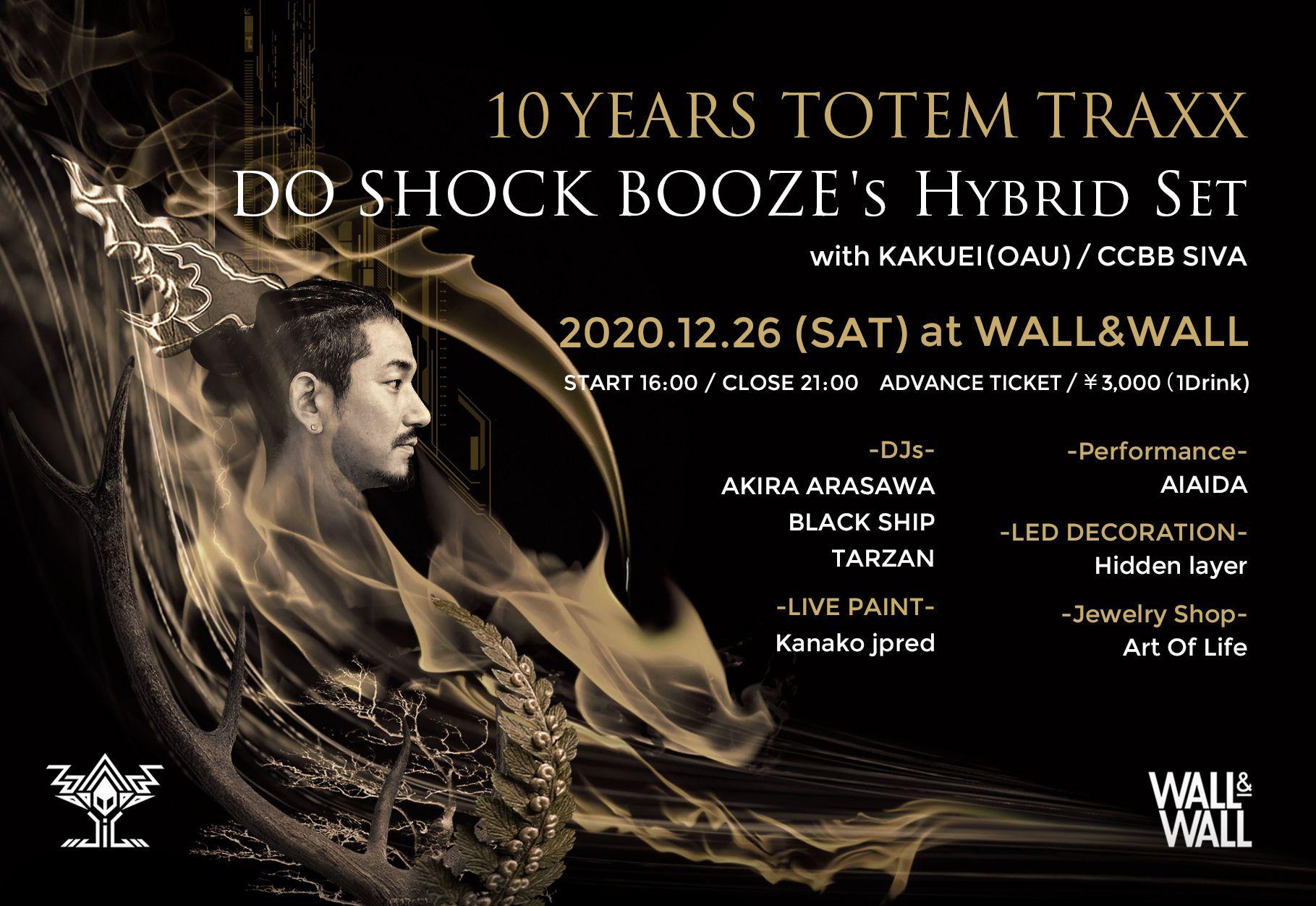 10 Years TOTEM TRAXX