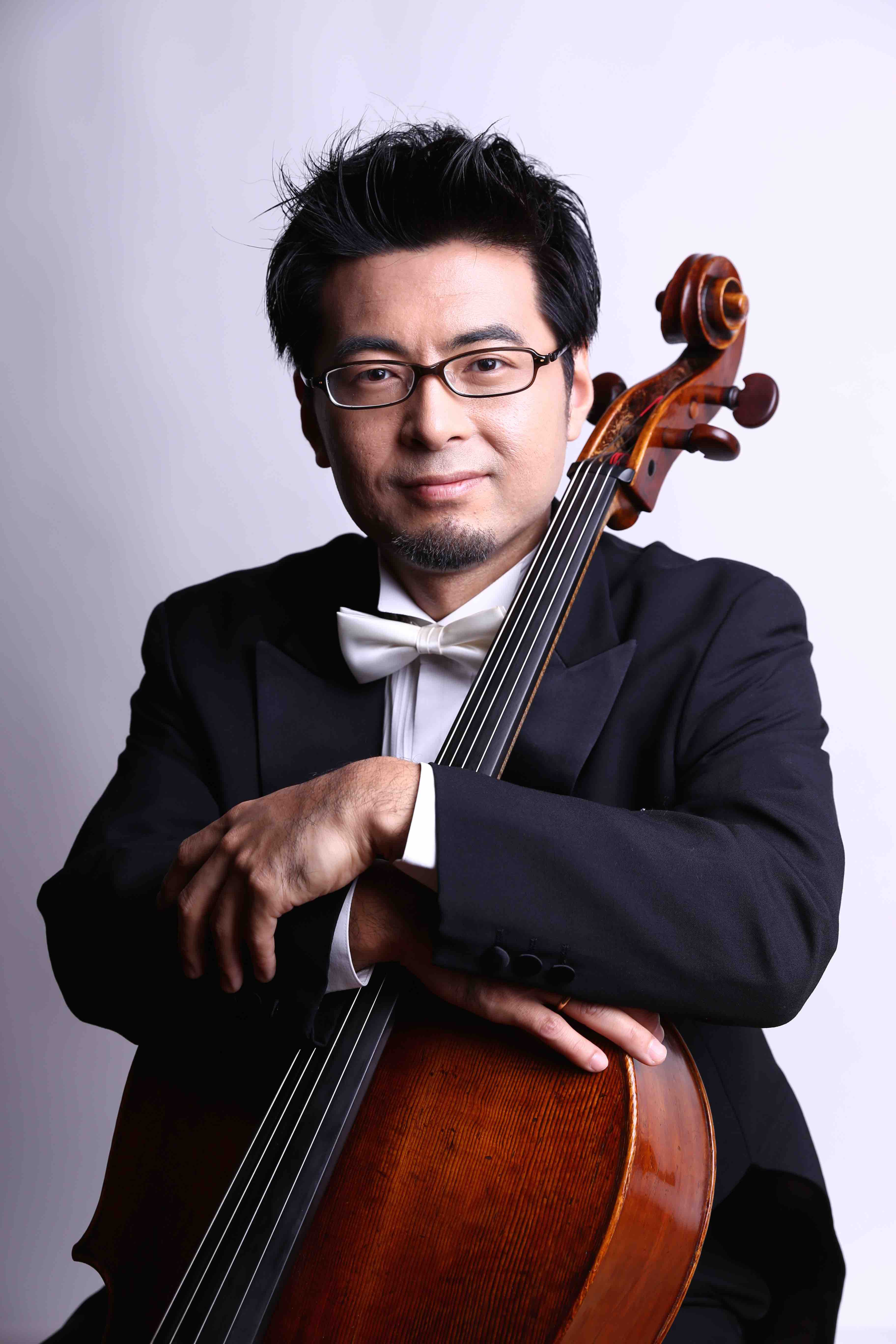 北口大輔 無伴奏チェロコンサート2017