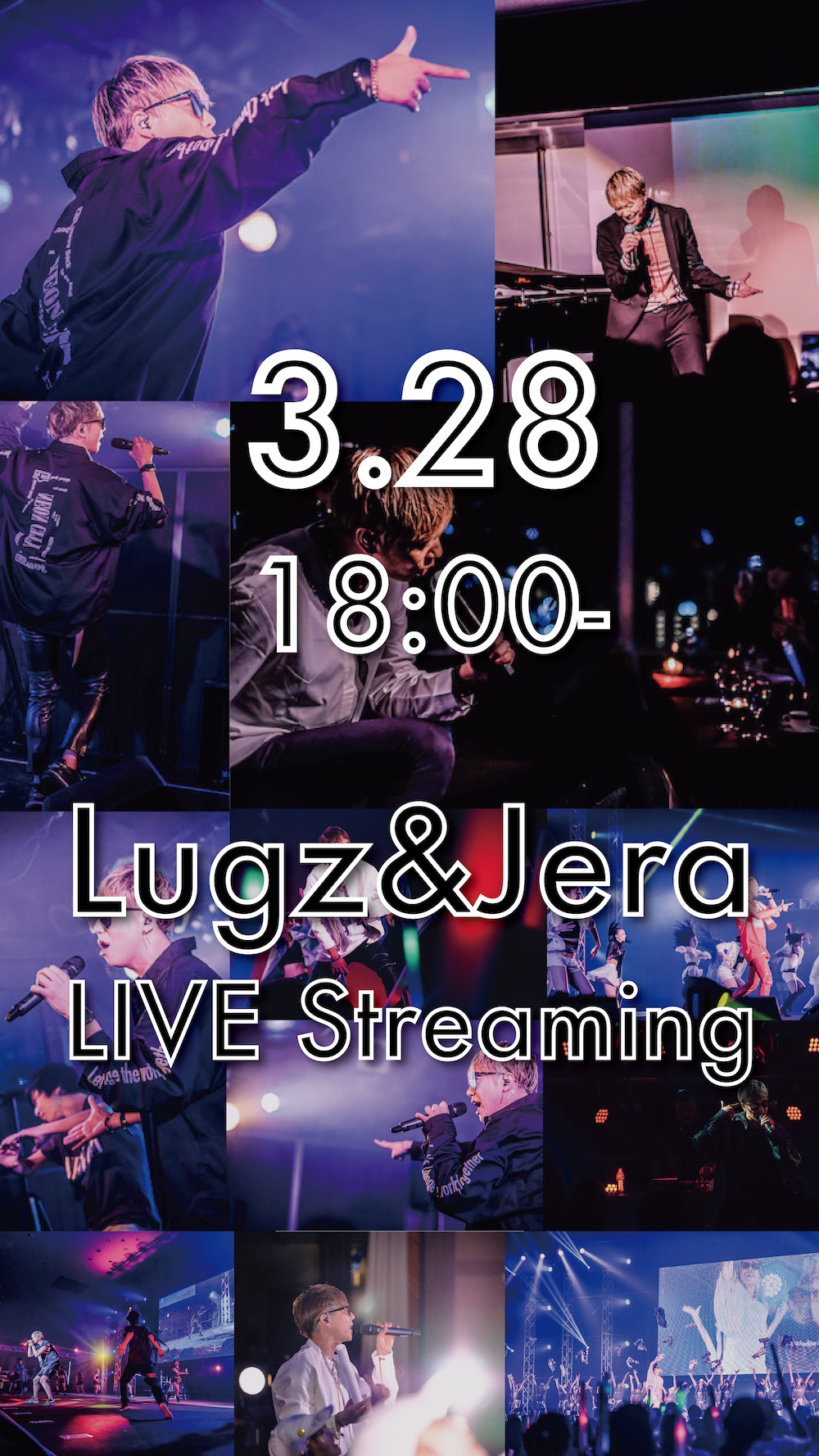 Lugz&Jera Regular LIVE in STUDIO LUGZ 〜Pre LIVE Streaming〜