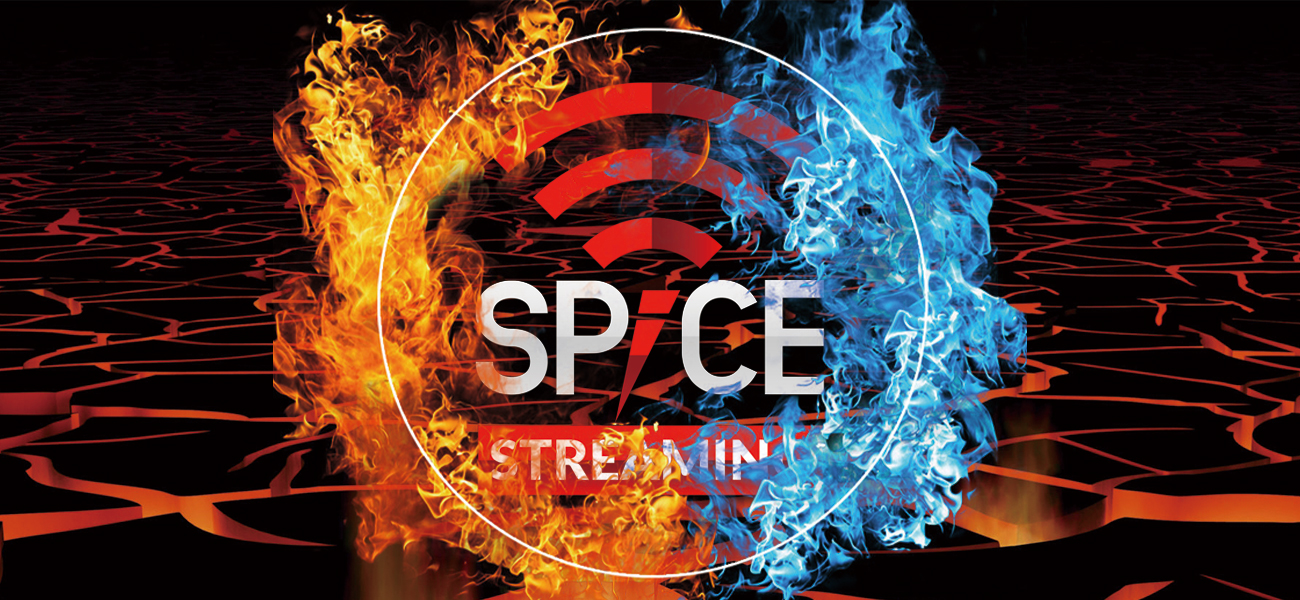 LIVE SPiCE STREAMING #スパスト