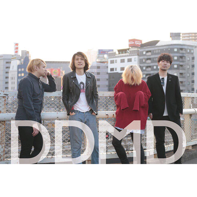 "DDMD/ザ・ビートモーターズ/The cold tommy : ""「RIDE with DDMD」release tour first RIDE final"""