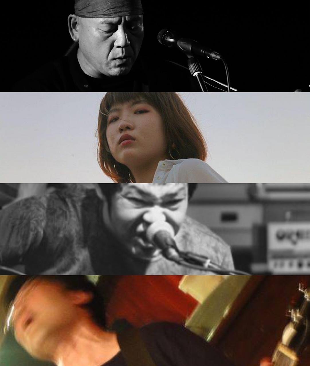 『月に手を伸ばせ ~even if we can't~』出演:坂井ライ / りお / 高田拓実 / イシガミシンタロウ