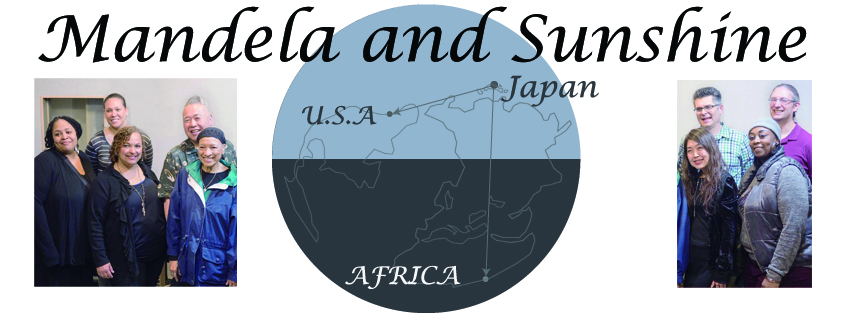 Mandela & Sunshine in Tokyo