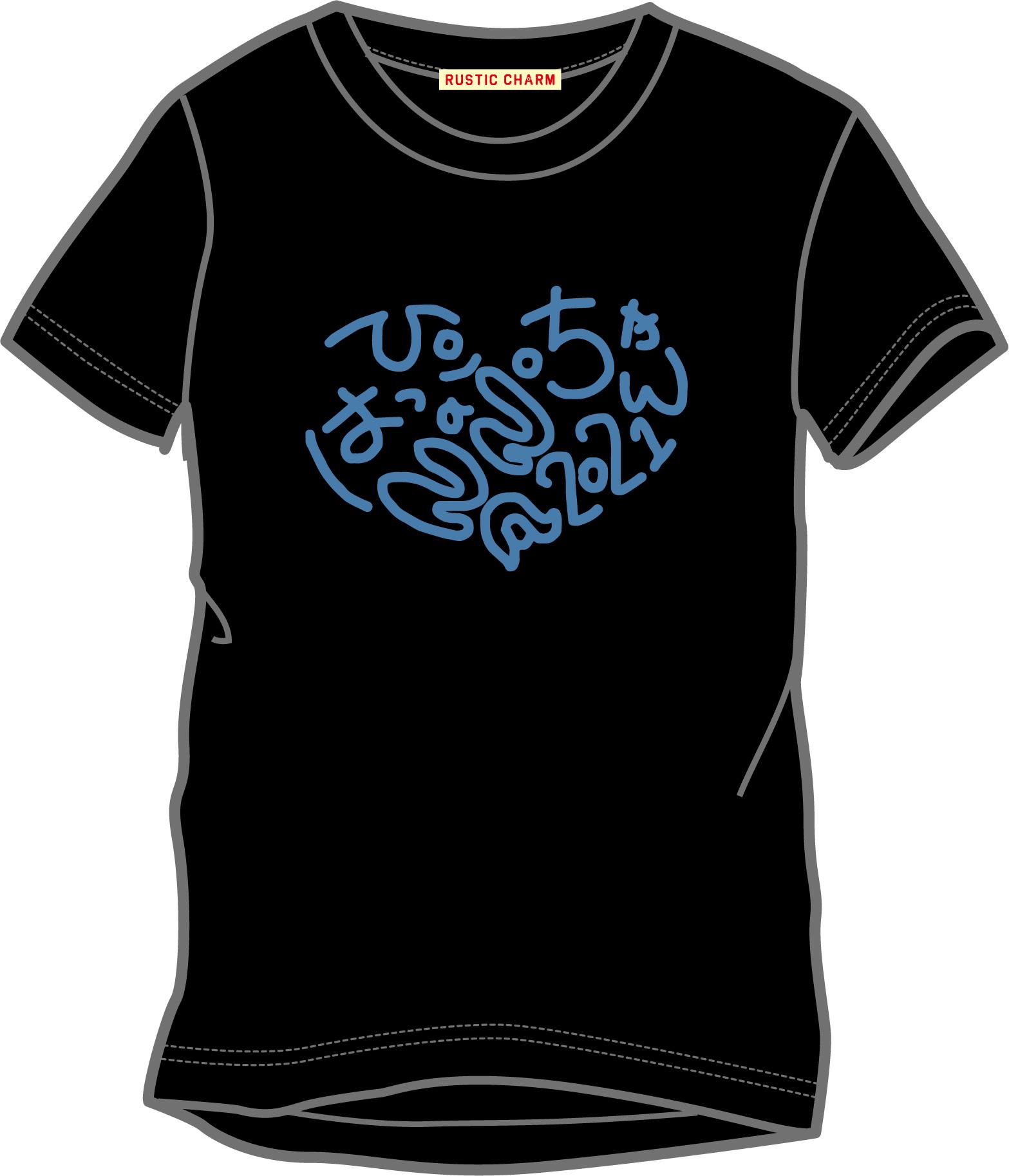 芹香ナノ生誕Tシャツ
