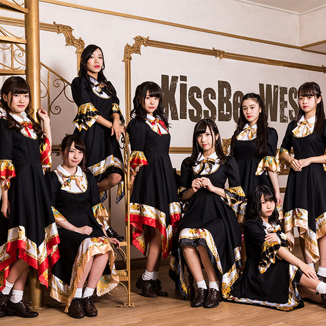KissBee × KissBeeWEST ツーマンライブ