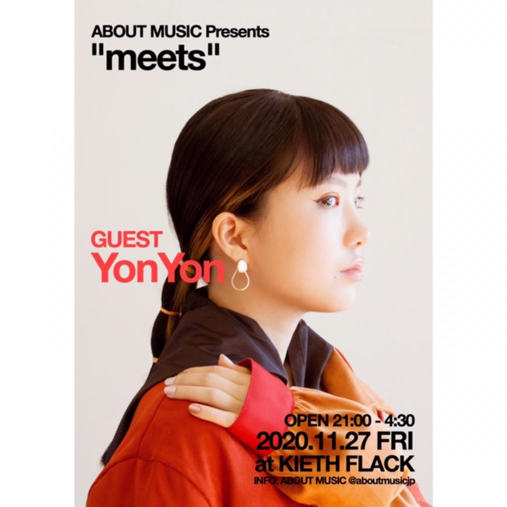meets [GUEST: YonYon]